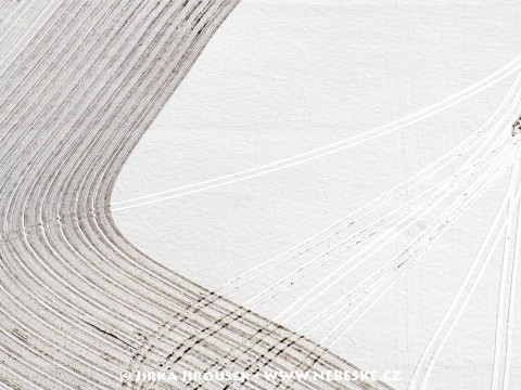 Zímní traktorová rozcvička /J69