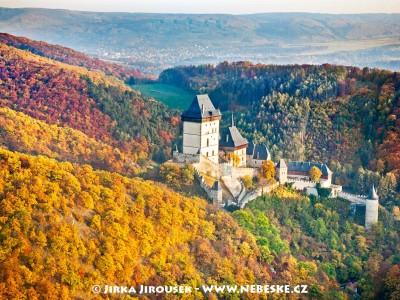 Podzimní Karlštejn a Český kras /J48