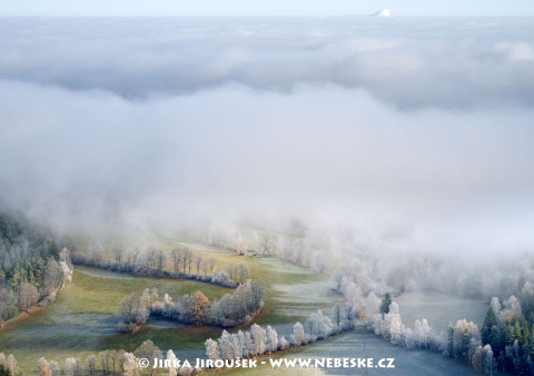 Podzim na Šumavě u Prachatic /J27