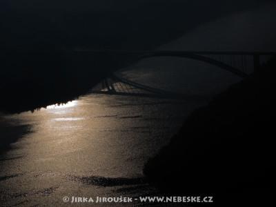 Žďákovský most na Vltavě /J37