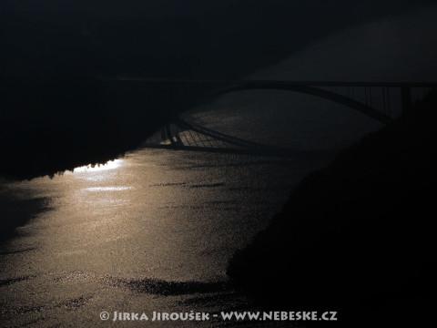 Žďákovský most na Vltavě