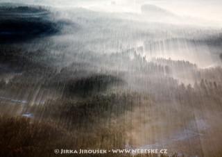 Zamlžené Brdy /J44