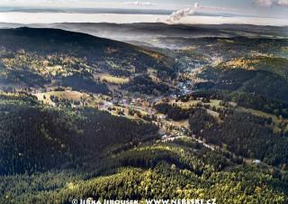 Nové Hamry – pohled od Německa /J143
