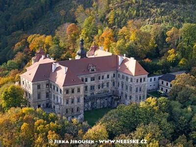 Zámek Jezeří u Horního Jiřetína /J147