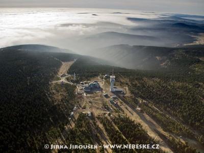 Klínovec – vrchol Krušných hor /J134