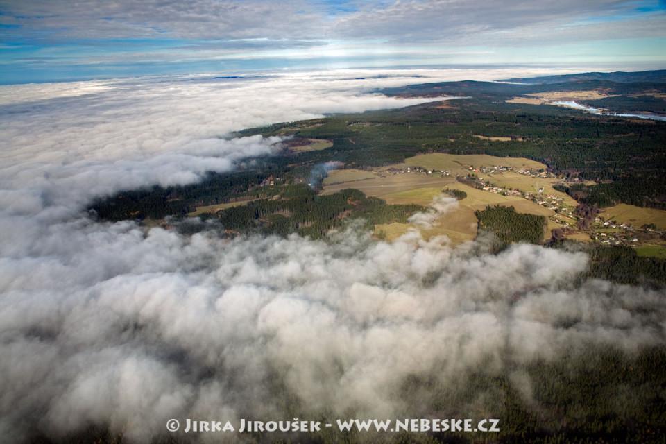 Míšov u Padrťských rybníků /J306