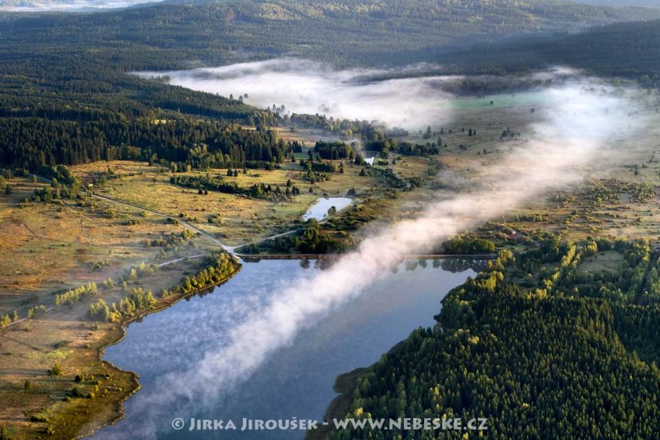 Padrťské rybníky v Brdech /J833