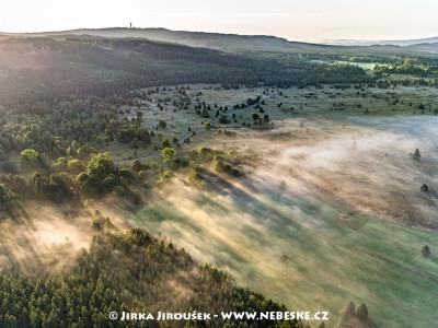 Padrť a vrch Praha /J320
