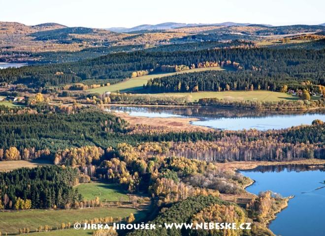 Olšov a Lipno, přírodní rezervace Olšov /J450