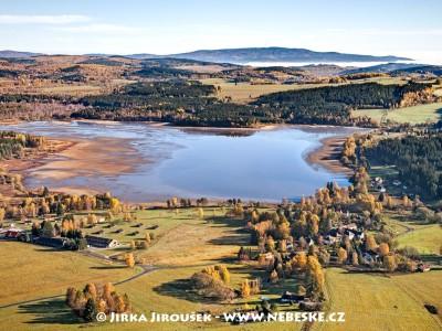 Olšina a rybník Olšina /J451