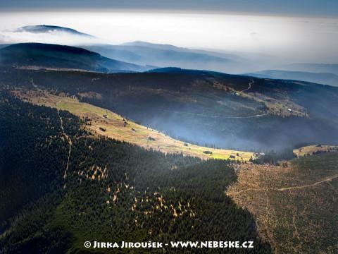 Klínové boudy a Černá hora /J516
