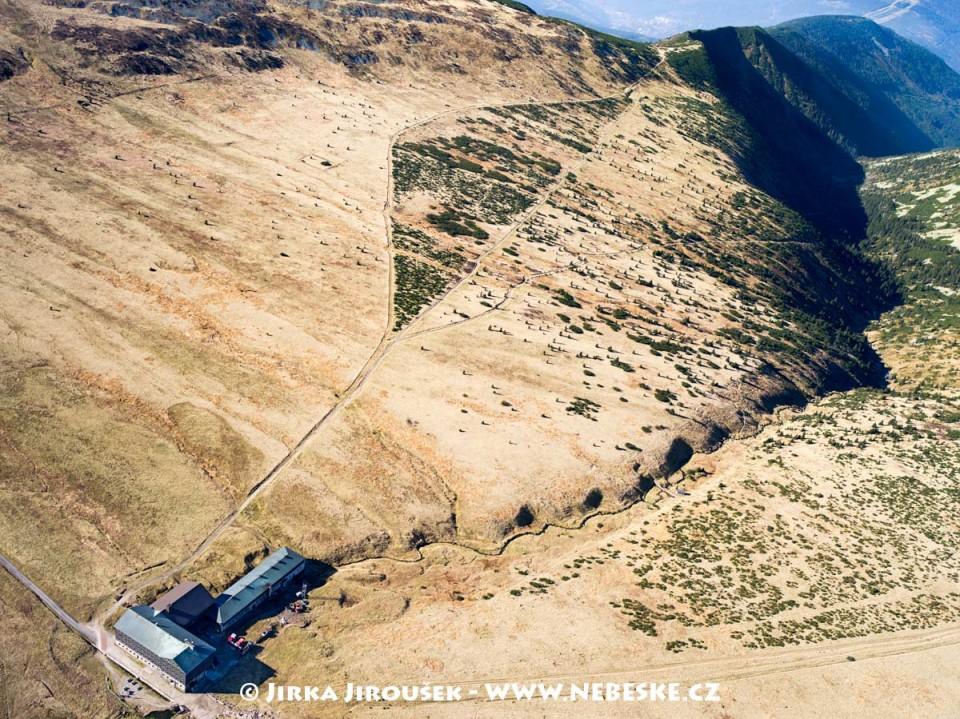 Luční bouda a Údolí Bílého Labe /J524