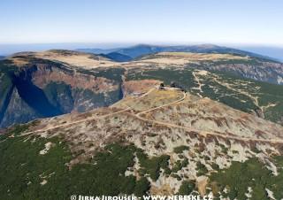 Sněžka, Obří důl, Luční hora, Studniční hora /J533