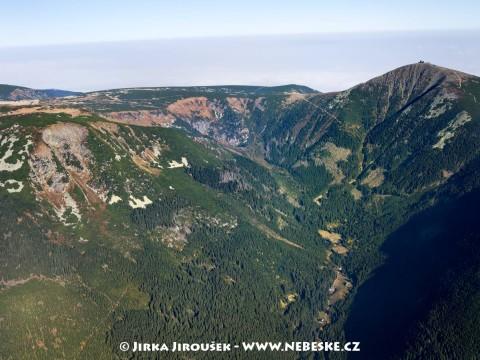 Obří důl, Sněžka, Studniční hora /J544