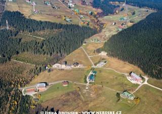 Lučiny – Pražská bouda, Slovanka, Lidická bouda /J549