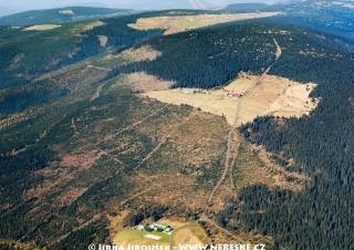 Liščí hora – Lyžařská bouda, Lesní bouda, Zadní Rennerovky /J551