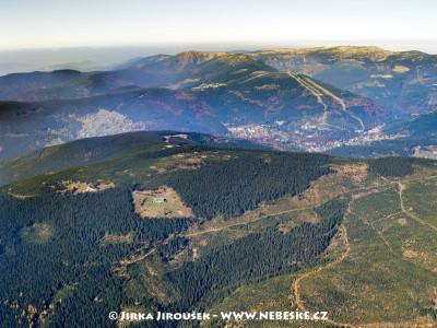 Přední Planina a Bouda na Pláni /J556