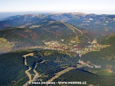Špindlerův Mlýn, Medvědín, Přední Planina /J558