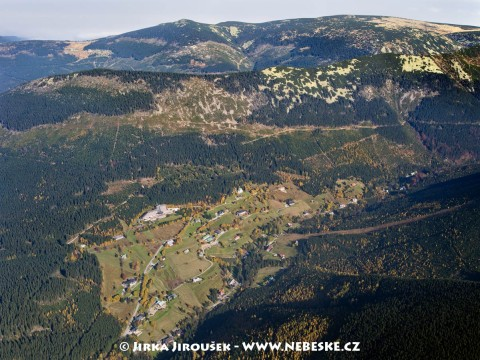 Špindlerův Mlýn – Svatý Petr, Kozí hřbety /J560