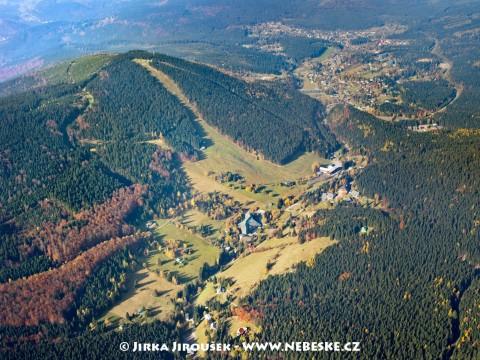 Rýžoviště, Čertova hora, Harrachov /J565