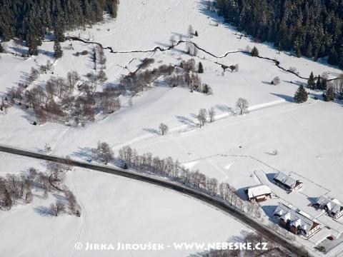 Plavební potok u Srní /J786