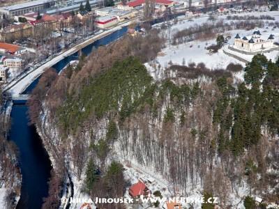 Otava a Kaple Svatého Anděla Strážce /J484