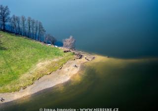 Vodní nádrž Trnávka na řece Trnava /J238