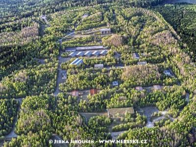 Bývalá raketová základna Klondajk – detail /J200