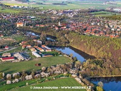 Mníšek pod Brdy a rybníky /J208