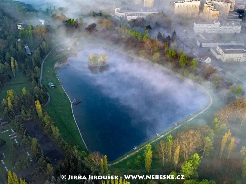 Nový rybník /J864