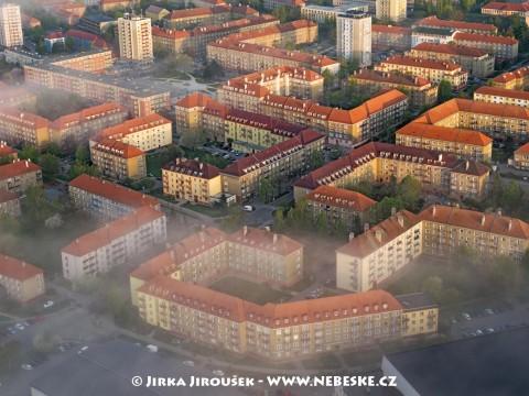 Nová Příbram, sídliiště /J866