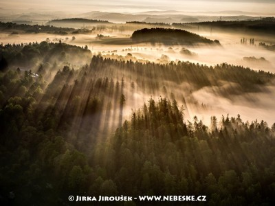 U Svaté Hory – Příbram /J889