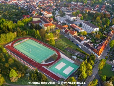 Sportoviště  pod Svatou Horou /J892