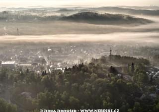 Březové hory a Svatá Hora /J905