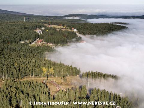 Zadov – lyžařský areál Kobyla /J986