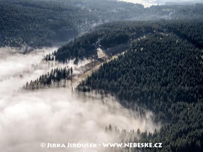 Zadov – lyžařský areál Kobyla /J988