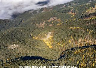 Údolí Vydry u Turnerovy chaty /J993