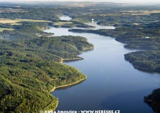 Orlická přehrada /J677