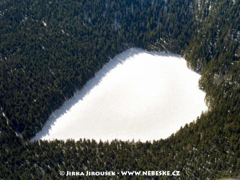 Čertovo jezero J798