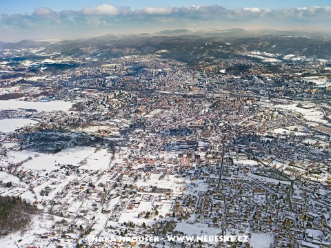 Liberec a Jizerské hory /J406
