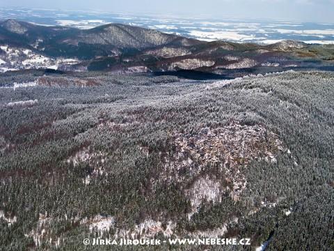 Jizerské hory zimní /J415