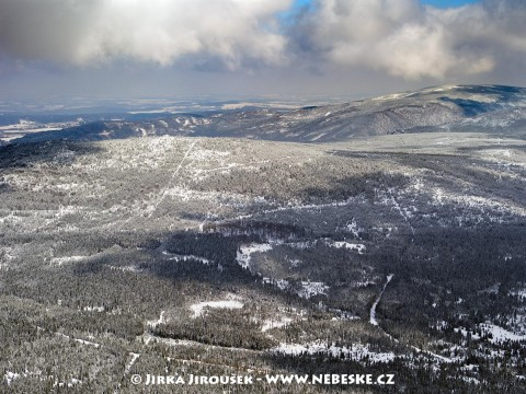 Jizerské hory – Holubník /J420