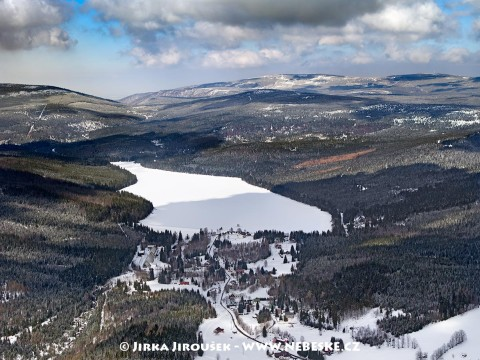 Vodní nádrž Souš /J428