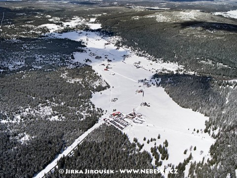 Zimní Jizerka /J429