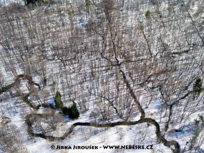 Meandry Ploučnice u Osečné /J438