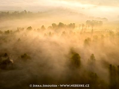 Úsvit na Sedlčansku – Kňovice /J627
