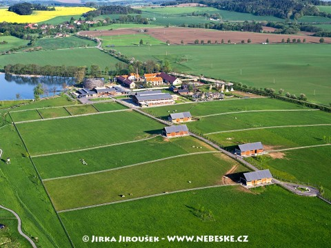 Dvůr Semtín – Čapí hnízdo /J647