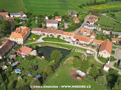 Skrýšov – zámek /J673
