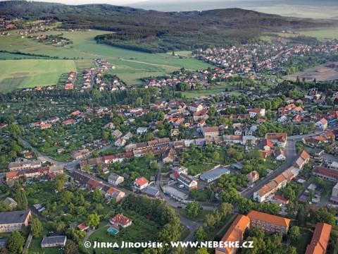 Letní Příbram a Podlesí /J974