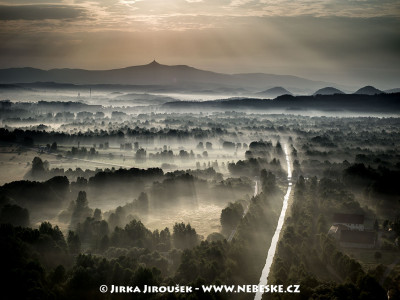 Malé Ralsko, Ploučnice, Ještěd /J333